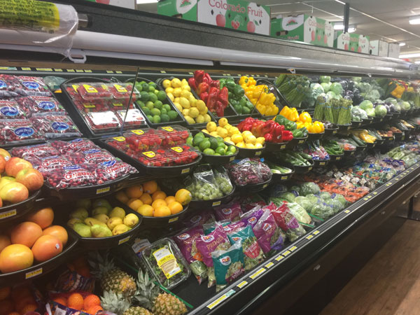Produce in Steamboat Springs CO
